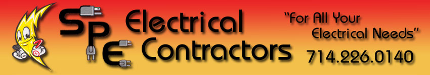 Electrical Contractors Orange County